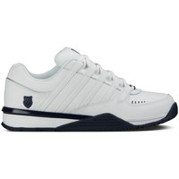 Shoes Men Trainers K-Swiss Baxter White