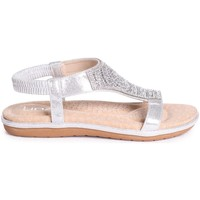 Shoes Women Sandals Linzi MAY Silver