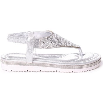 Shoes Women Sandals Linzi CRISTI Silver