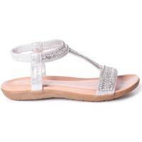 Shoes Women Sandals Linzi CHARLINE Silver