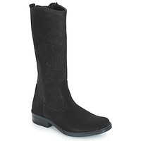Shoes Girl High boots Citrouille et Compagnie JINNY Black