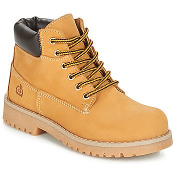 Shoes Children Mid boots Citrouille et Compagnie JERYU Yellow