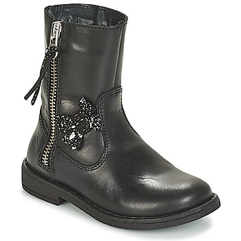 Shoes Girl Mid boots Citrouille et Compagnie JARINDA Black