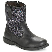 Shoes Girl High boots Citrouille et Compagnie JUCKER Black