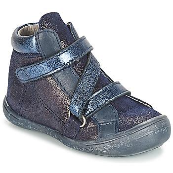 Shoes Girl Mid boots Citrouille et Compagnie JISSOU Blue