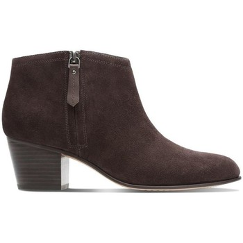 Shoes Women Ankle boots Clarks Maypearl Alice Brown