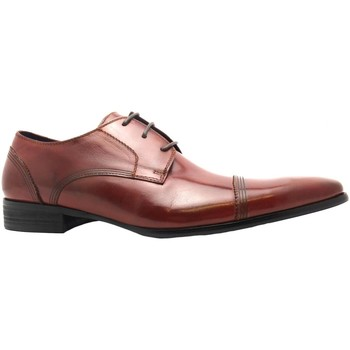 Shoes Men Derby Shoes Gucinari A149D21 Red