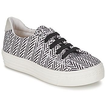 Low top trainers Shwik by Pom d'Api STEP LO CUT