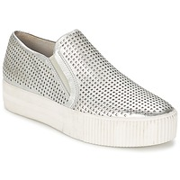 Shoes Women Slip-ons Ash KURT Silver