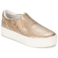 Shoes Women Slip ons Ash JUNGLE Gold / Topo