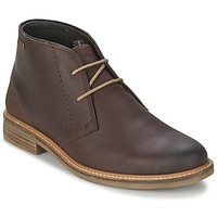 Shoes Men Derby Shoes Barbour READHEAD Dark / Brown