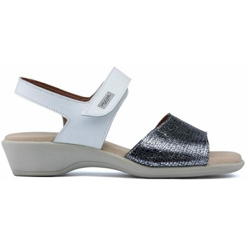 Shoes Women Sandals Jaguar S  EOS 198 SILVER
