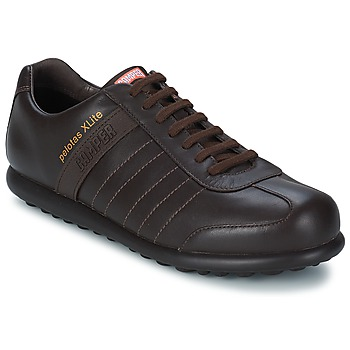 Shoes Men Derby Shoes Camper PELOTAS XLITE Dark Brown