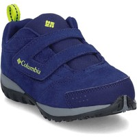 Shoes Children Low top trainers Columbia Venture Navy blue