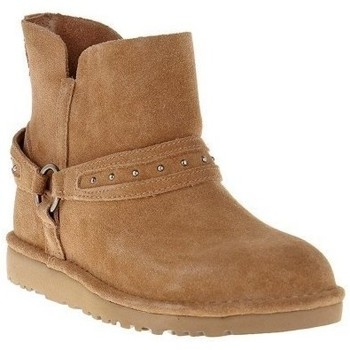 Shoes Women Wellington boots UGG Ailiyah Brown