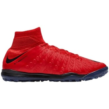 Shoes Men Hi top trainers Nike Hypervenom Proximo II DF TF Fire Red