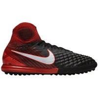 Shoes Men Mid boots Nike Magistax Proximo II DF TF Fire Red-Black