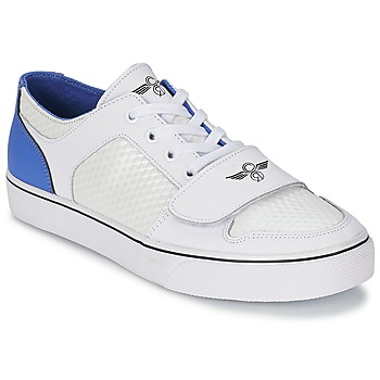 Shoes Men Low top trainers Creative Recreation CESARIO LO XVI White / Blue