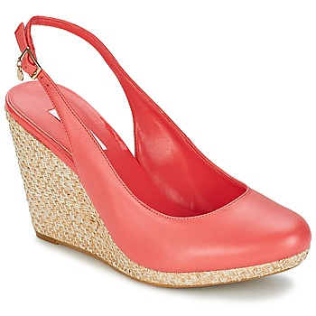 Shoes Women Heels Dune CECILLE Coral