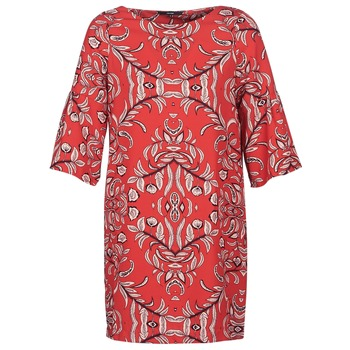 Clothing Women Short Dresses Vero Moda VMGYANA Red