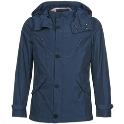 Clothing Men Parkas Sisley ROAMA Marine