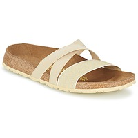 Shoes Women Sandals Papillio COSMA BEIGE / Gold