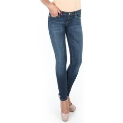 Clothing Women Skinny jeans Lee Spodnie  Toxey L527SVKA blue