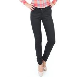 Clothing Women Skinny jeans Wrangler Jaclyn INK LUX W26DBI33L black