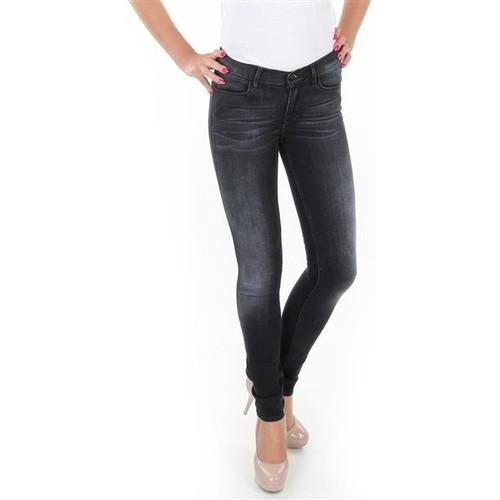 Clothing Women Skinny jeans Wrangler Jaclyn W26DLI53K black