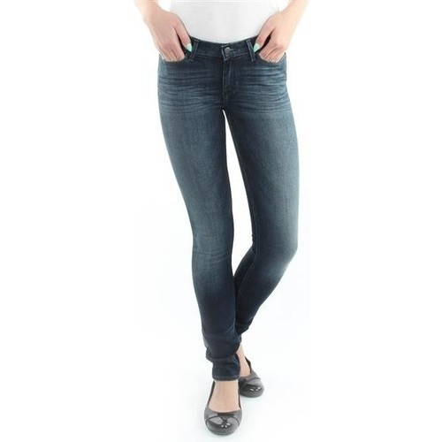Clothing Women Skinny jeans Wrangler Jeans  Jaclyn  Dark Lake W26DU468Y blue