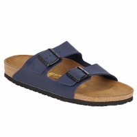 Shoes Men Mules Birkenstock ARIZONA Blue