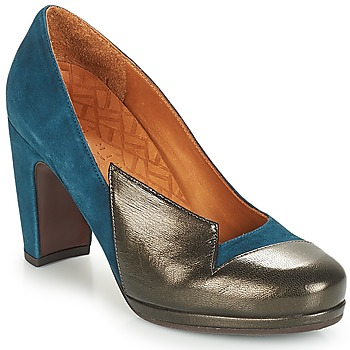 Shoes Women Heels Chie Mihara VARDA Blue