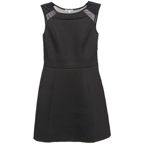 Clothing Women Short Dresses Betty London BIJOU Black