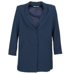 Clothing Women coats See U Soon CARINA Marine
