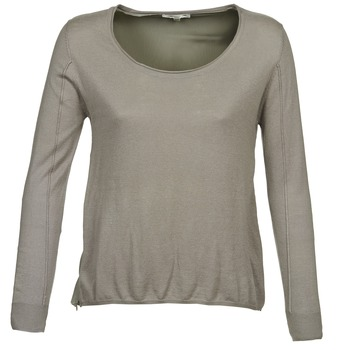 Clothing Women Jumpers See U Soon CARLY Taupe