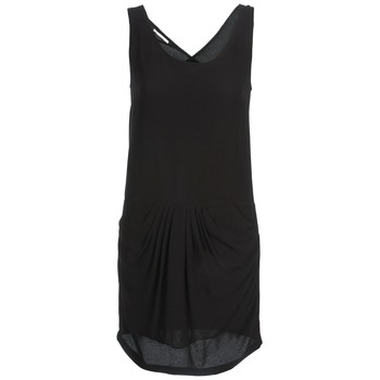 Clothing Women Short Dresses See U Soon CAROL Black