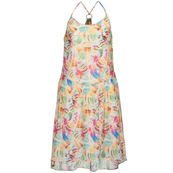 Clothing Women Short Dresses See U Soon CAROLINE Multicoloured