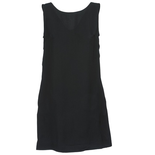 Clothing Women Short Dresses See U Soon CARSON Black