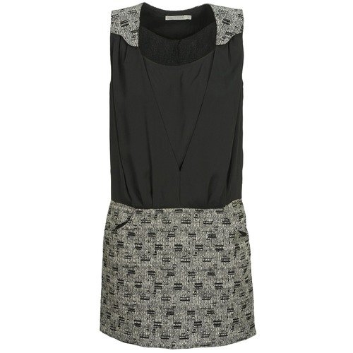 Clothing Women Short Dresses See U Soon CASSIDY Black