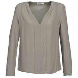 Clothing Women Tops / Blouses See U Soon CHARLOTTE Taupe