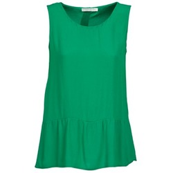 Clothing Women Tops / Blouses See U Soon CHEYENNE Green