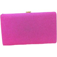 Bags Women Evening clutches Claudia Canova 89960 Fuchsia
