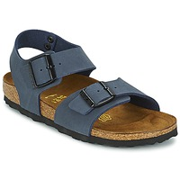 Shoes Boy Sandals Birkenstock NEW YORK Marine