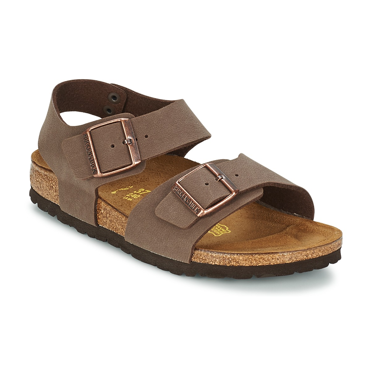 Birkenstock new york mocca free delivery with spartoo uk for Birkenstock new york