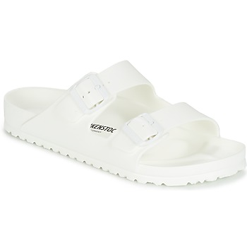 Shoes Men Mules Birkenstock ARIZONA EVA White