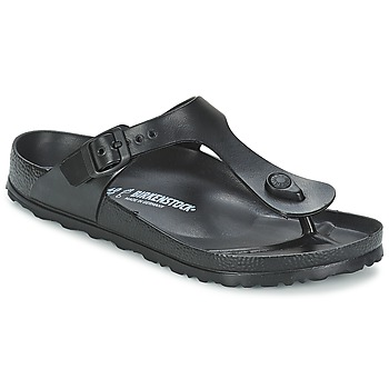 Shoes Women Flip flops Birkenstock GIZEH EVA Black