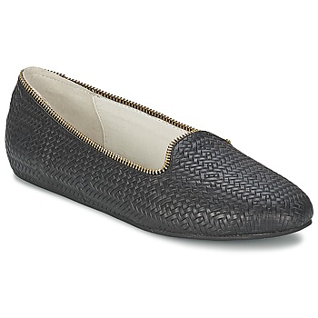 Shoes Women Loafers Senso CAITLIN Black