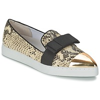 Shoes Women Slip-ons Senso DREE III Natural / Snake