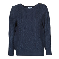 Clothing Women jumpers Betty London JEDRO Marine