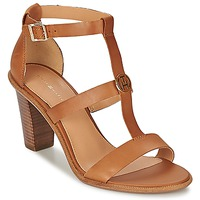 Shoes Women Sandals Tommy Hilfiger JOAN 7A Summer Cognac